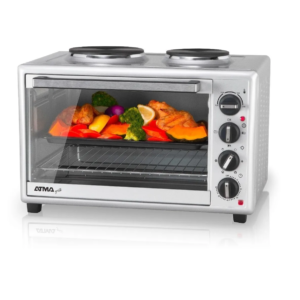 HORNO ELECTRICO ATMA GRILL HG5010AN 50lts CON ANAFES